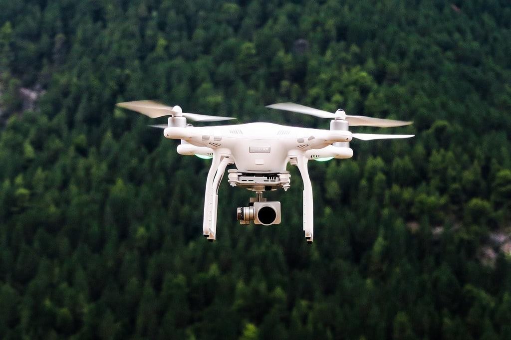 Que peut-on faire avec un drone pro ?