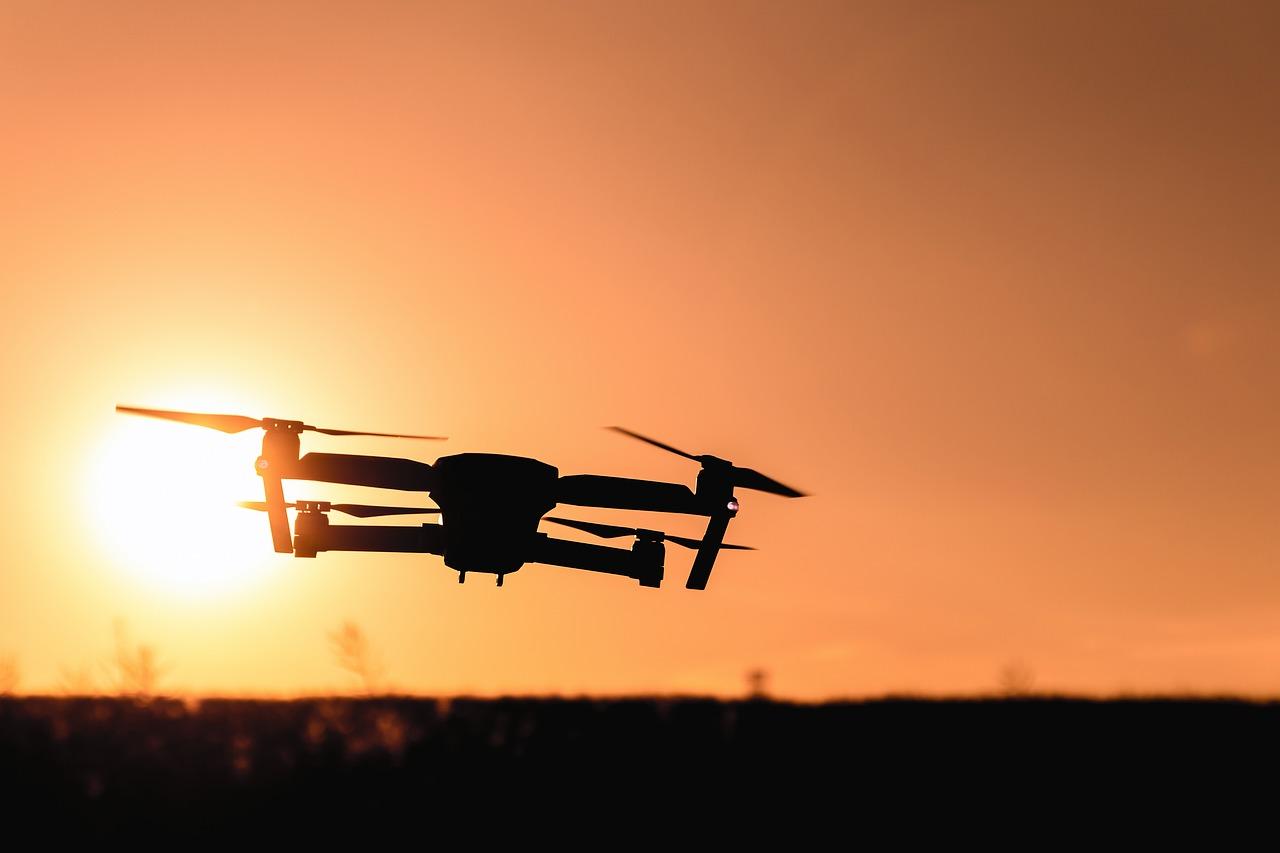 Comment se fait la captation d'images aériennes ou terrestres avec un drone pro ?