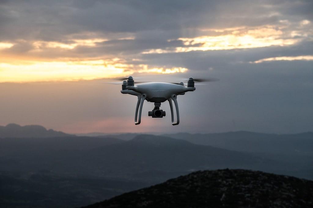 C'est quoi la photogrammétrie par drone ?